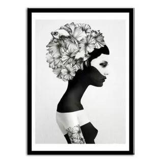 Posters Contemporains Noirs Et Blancs Toiles Modernes Diiiz