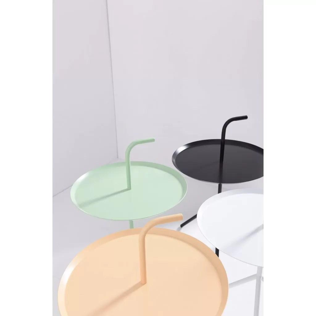 DML Round coffee table Hay inspiration - Modern side table on Coffee Table Inspiration  id=59109