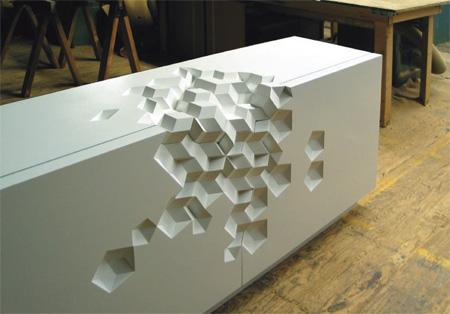 Commode design miami 2007