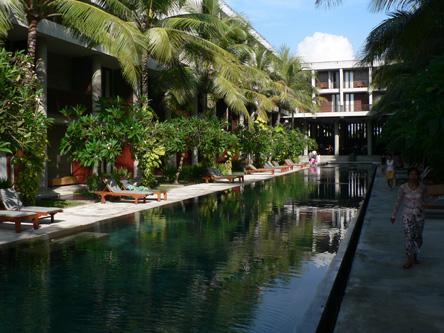 Hotel Oasis Benoa Bali