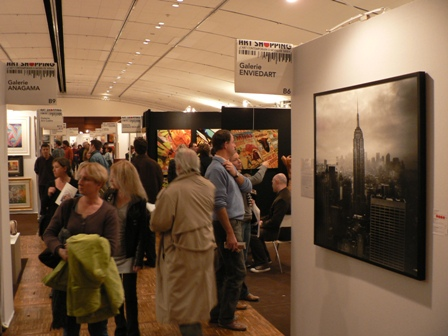 Salon Art Shopping Carrousel du Louvre 2007