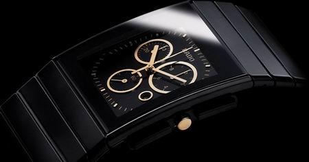 rado ceramica chronographe chronograph Jasper Morrisson edition limitée 50 ans.jpg