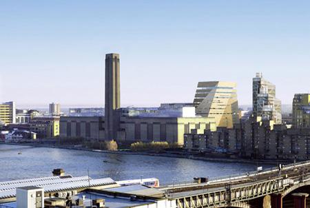 Tate Modern Extension Herzog de Meuron