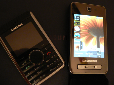 Samsung F480 Player Style