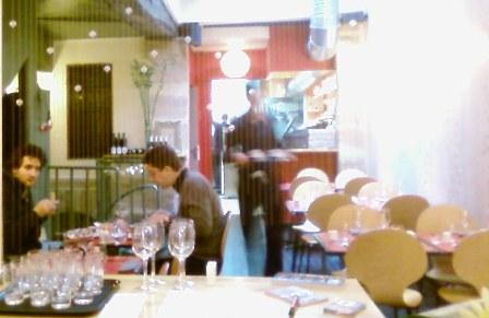 Restaurant Monjul Paris le Marais