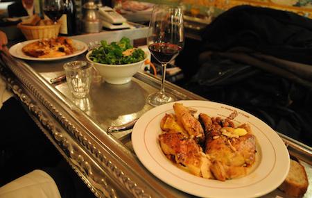 Francois Simon cuisine pour la semaine du Fooding