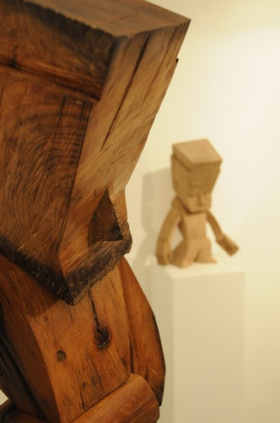 Artoyz Wooden Aro by Steph Cop