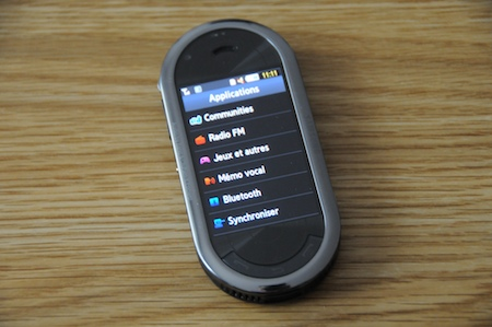Test Samsung platine applications