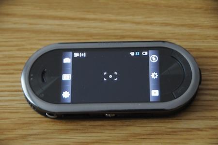Test appareil photo Samsung Platine