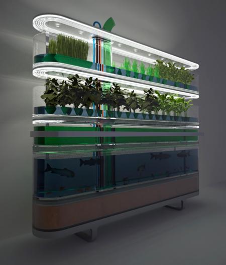 Philips biosphere home farming
