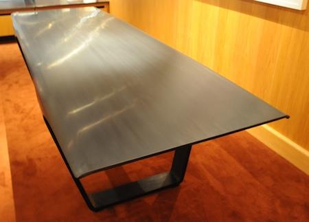 Pol Quadens table Ship