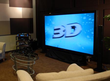 Panasonic 3D Plasma
