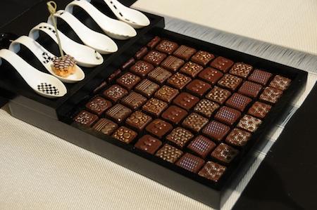 Salon du chocolat professionnel 2009
