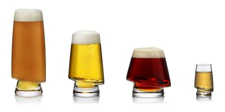 Verres à bière Eva Trio