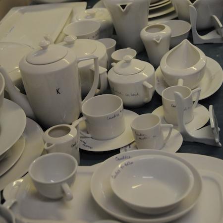 Guy Degrenne Porcelaine