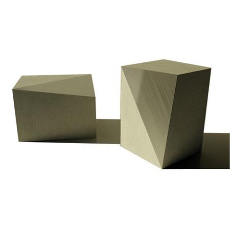 Petite Friture tabouret polygone