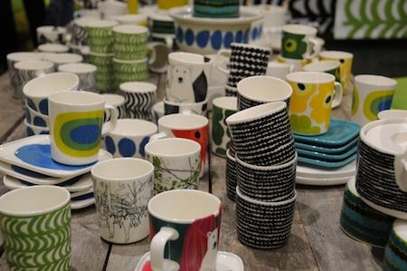 Marrimekko Colection porcelaine
