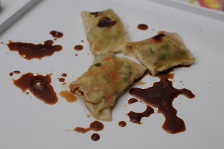 Concours Kub Or 2010 ravioles de légumes