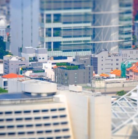 [diisign vacances] Naumi, Singapour version néo-palace
