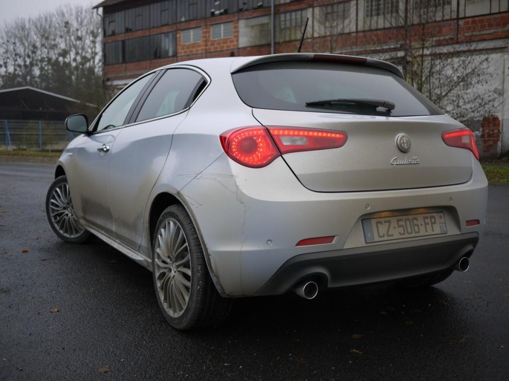 Essai Alfa Romeo Giulietta 2014