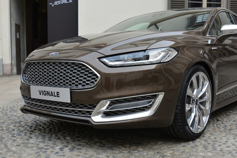 Ford Mondeo Vignale Milan 2014