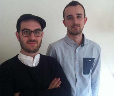 Mathieu Delacroix et Charles Haumont