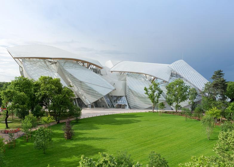 La Fondation Louis Vuitton inaugurée le 20 octobre