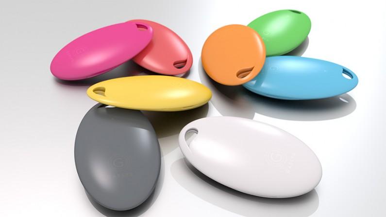 Gablys Color8 tag antiperte d'objets