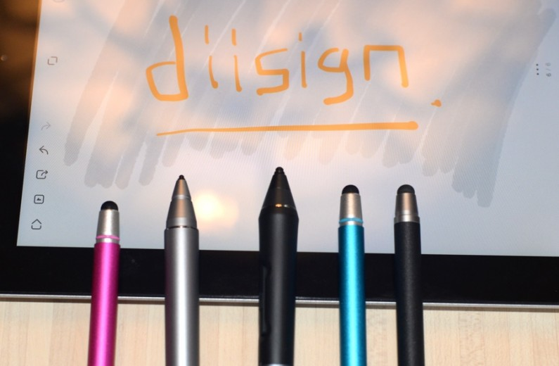 Wacom Stylets iPad Bamboo Creative Fineline