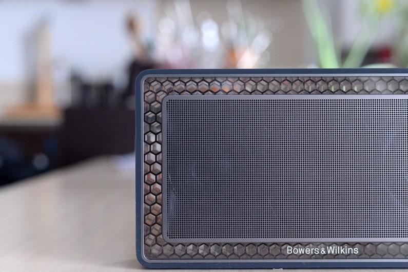 Test enceinte B&W T7 Bluetooth