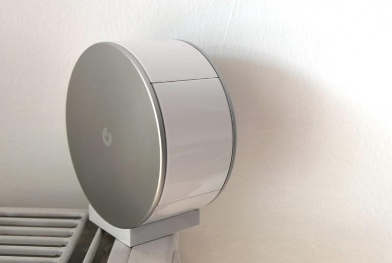 Myfox Home Alarm et security camera test review essai avis