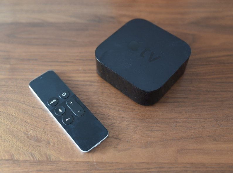 test Apple TV 4 2015 2016