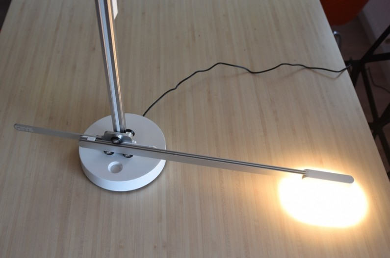 CSYS Dyson lampe test led design