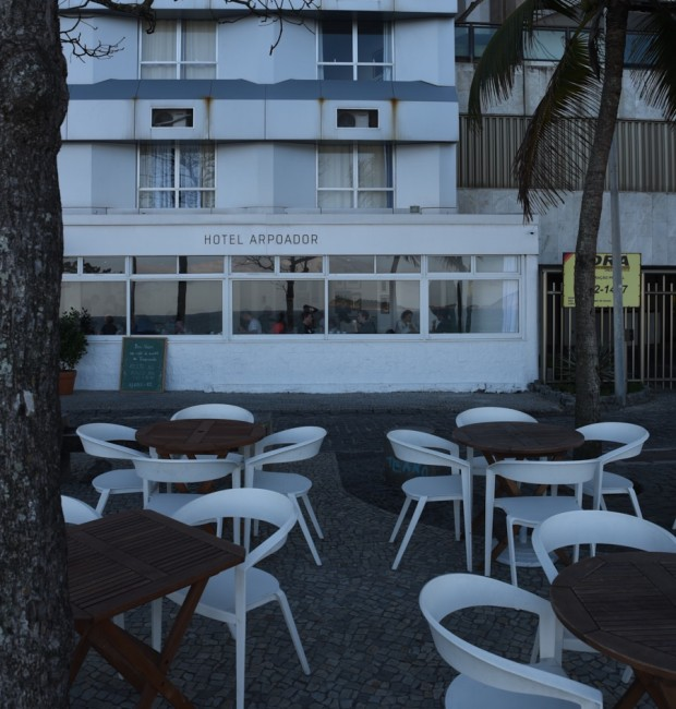 test Arpoador inn rio hotel review Ipanema