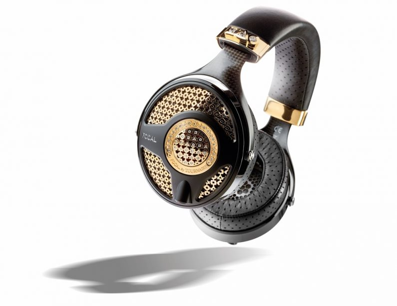 utopia focal casque by tournaire diamants or