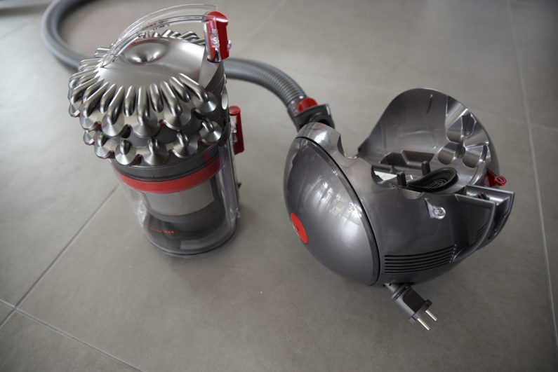test Dyson Cinetic big Ball Absolute