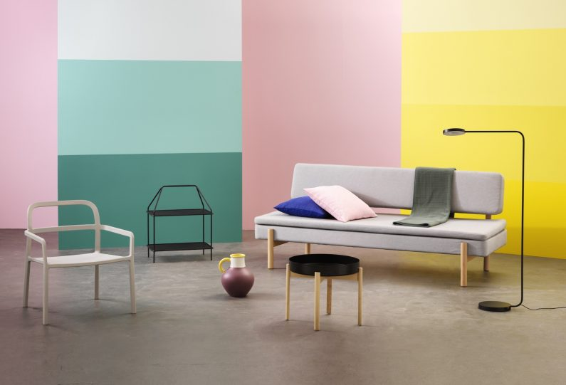Ypperlig : le design de Hay rafraîchit Ikea