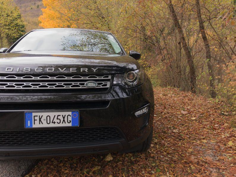 Land Rover Discovery Sport 150 TD4 SE Essai