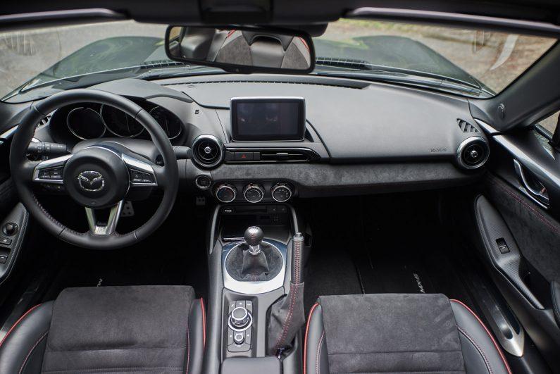 Mazda MX-5 RF MX5 Essai