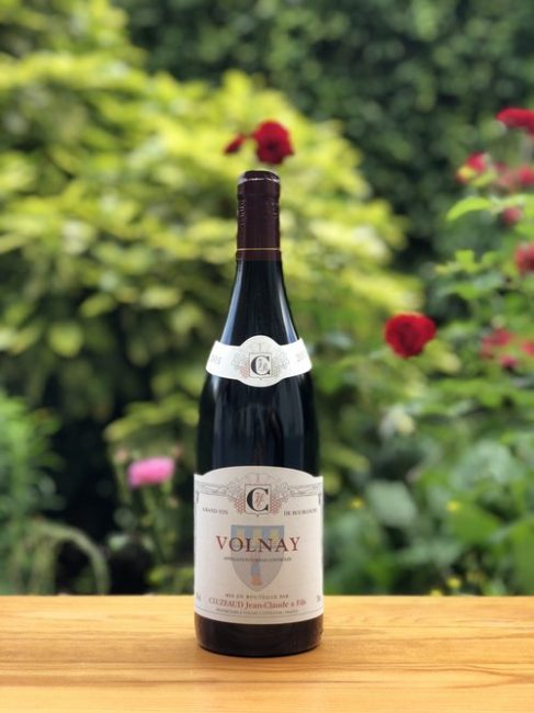 cuvée privée adoption volnay Cluzeaud