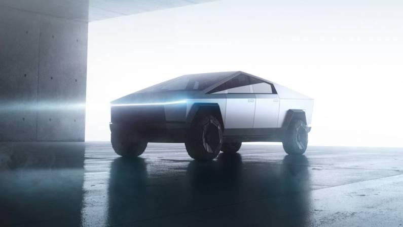 Tesla Cybertruck : un brutalisme nécessaire