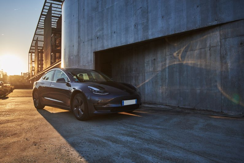 Tesla Model 3 test review essai