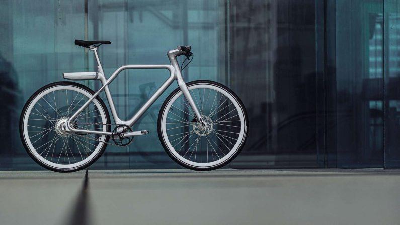 Angell : le vélo connecté imaginé par des gens qui ne font pas de vélo