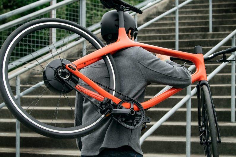 Eeyo 1, le vélo électrique de Gogoro a tout dans le moteur