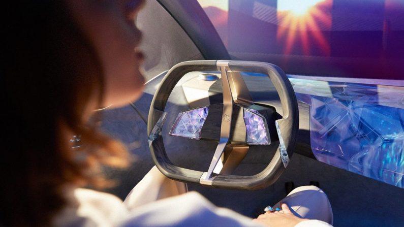 BMW i Vision Circular concept Munich 2021