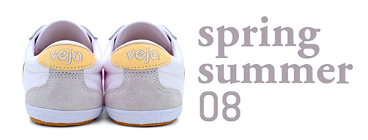 Veja collection printemps été 2008