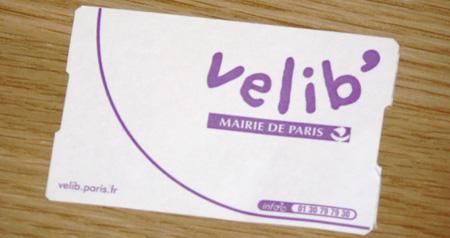 Ticket Vélib : le pass pour 24h de vélo dans Paris!
