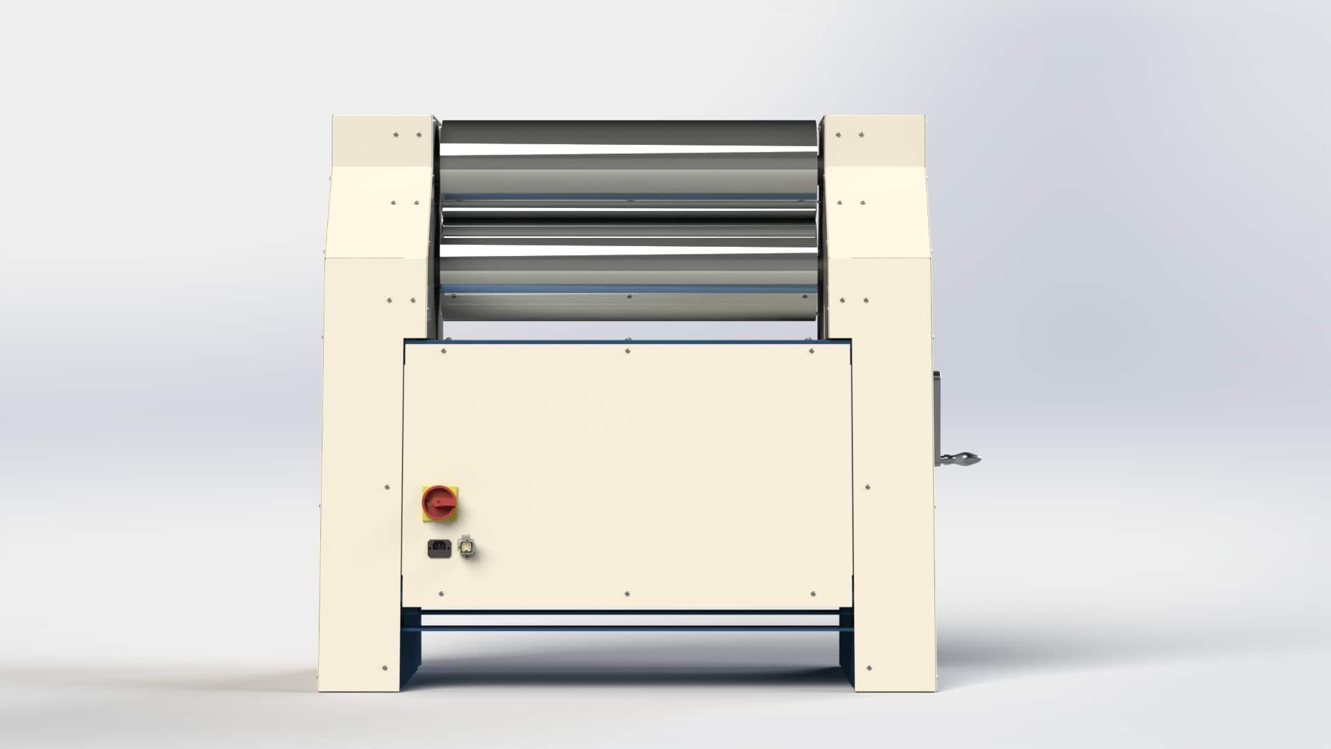 Dijatec siliconenwals MW-20