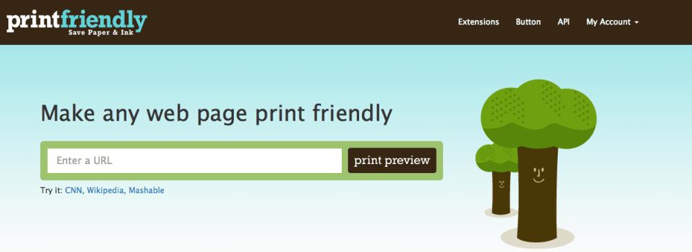 Print Friendly