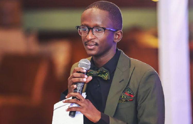 Njugush a succesful Kenyan comedian on YouTube